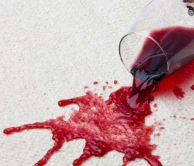 quitar mancha vino tinto