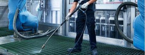 tecnicas limpieza industrial