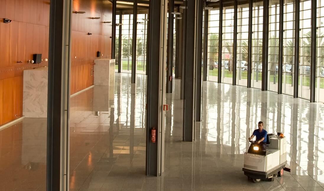 Gu a de mantenimiento de edificios y limpieza paso a paso for Empresas de mantenimiento de edificios en madrid