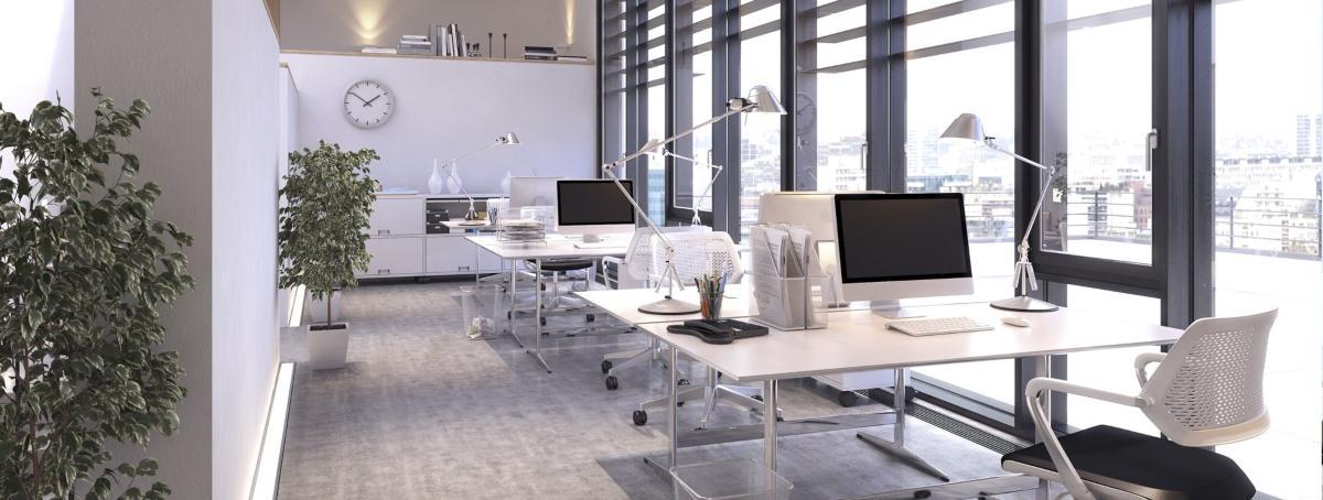 Claves del mantenimiento y limpieza de oficinas limpiezas lm2 for Imagenes de oficinas de lujo