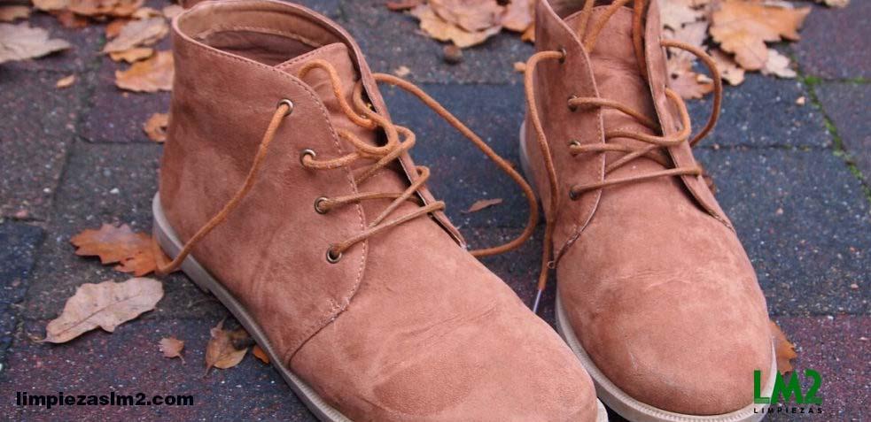 76be1053a4 Cómo Limpiar zapatos de ante o como Limpiar Botas de ante