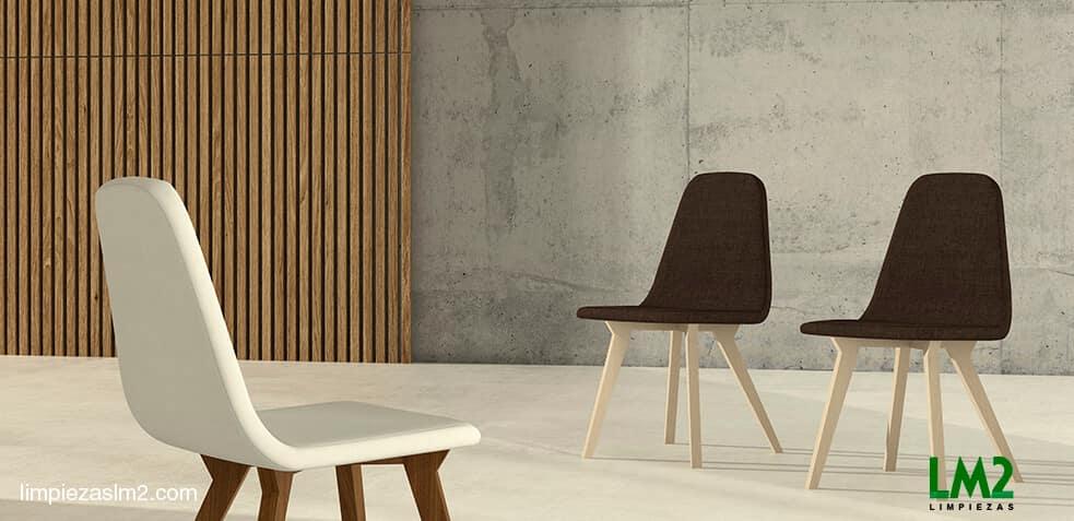 ▷ Cómo limpiar sillas y muebles de tela para dejarlos nuevos