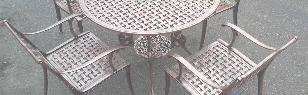 Limpiar aluminio c mo hacerlo de forma sencilla con for Muebles exterior aluminio