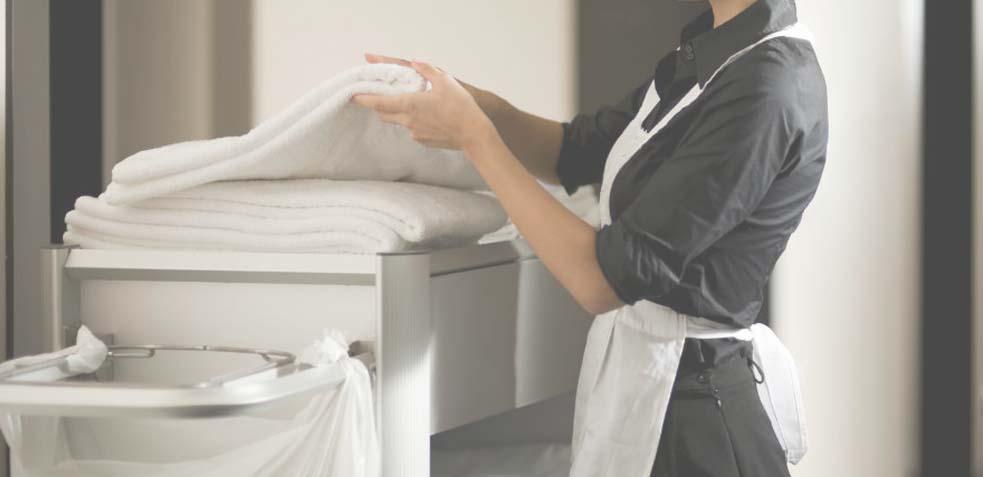 Resultado de imagen para limpieza de hotel