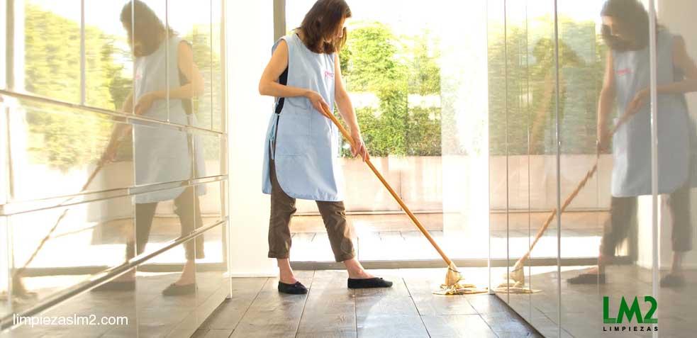 limpieza reformas