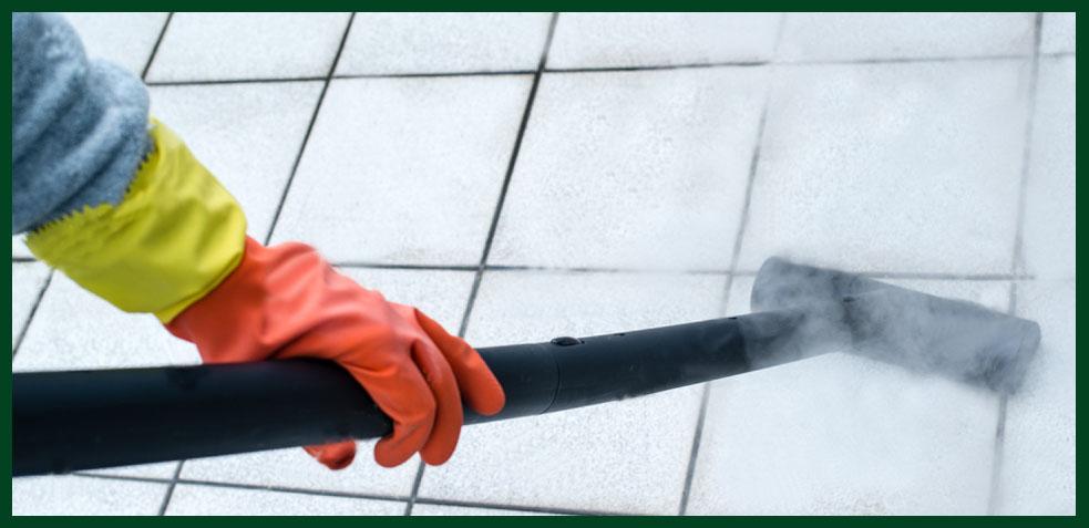 como limpiar con vapor