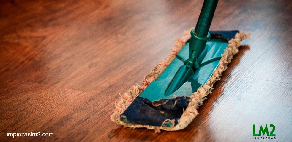 limpieza de superficies