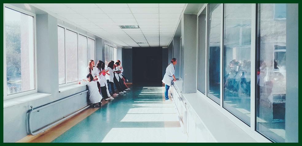 limpieza y desinfeccion del material hospitalario