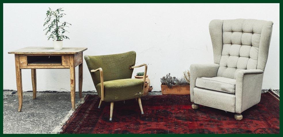 limpiar sillones en seco