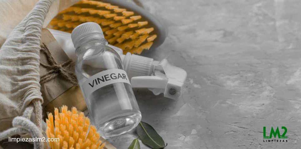Para qué sirve el vinagre de limpieza