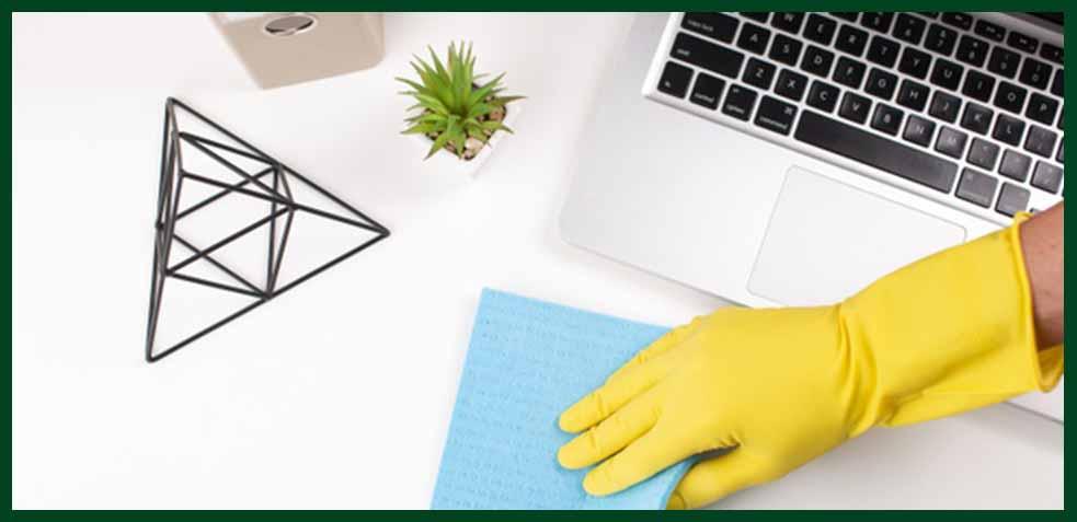 Limpiar oficinas rápido