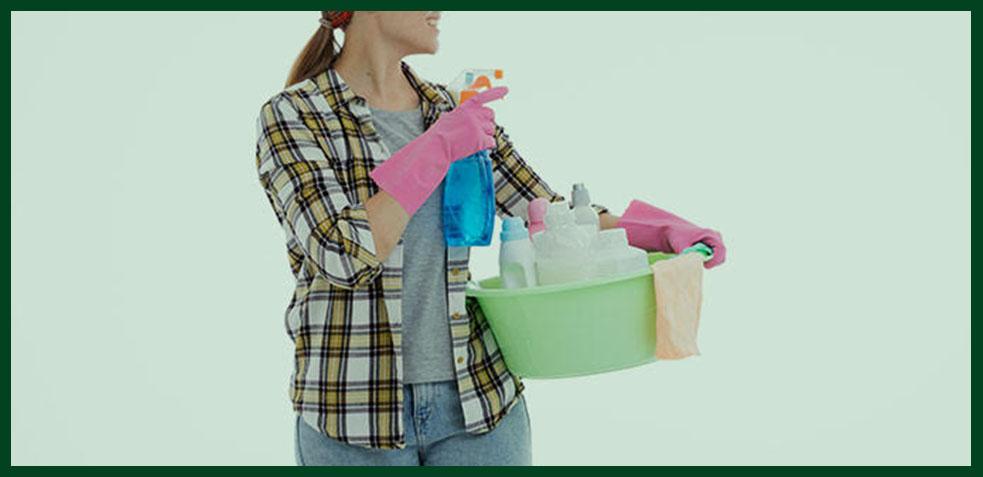 como limpiar una casa