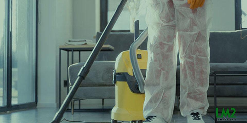 Limpieza del hogar y la comunidad